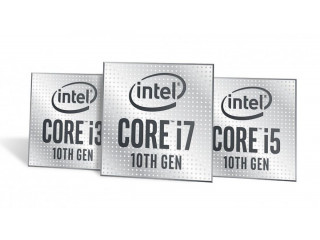 Intel Потужність процесорів 10 покоління
