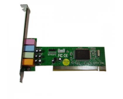 Звукова карта внутрішня Manli M-CMI8738-4CH (PCI, 4 канали (4.0)