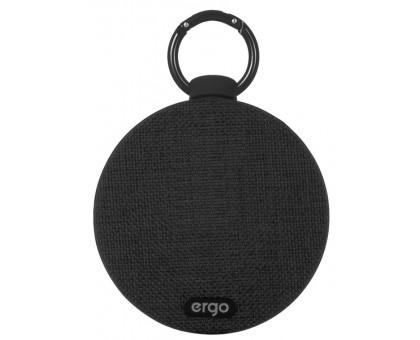 Портативна колонка Ergo BTS-710 Black bluetooth