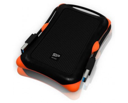 Silicon Power Armor A30 Black/Orange USB3.0