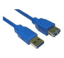 AM/AF USB 1.5m подовжувач USB 3.0