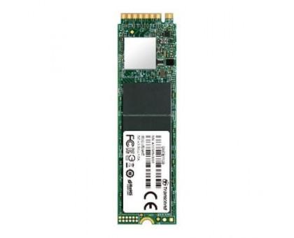 TRANSCEND MTE110S 256 Gb NVMe M.2 3D TLC (TS256GMTE110S) 1800/1500