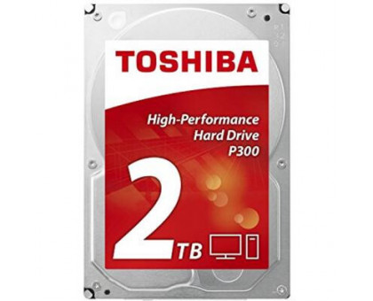TOSHIBA 2Tb (HDWD120UZSVA) (SATA III; 7200 rpm; кеш: 64 MB)