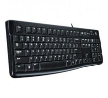 LOGITECH Keyboard K120 EOM UKR Black
