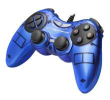 Геймпад Esperanza Fighter Blue (EGG105B) USB