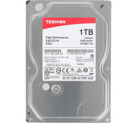 TOSHIBA P300 1Tb (HDWD110UZSVA) (SATA III; 7200 rpm; кеш: 64 MB)