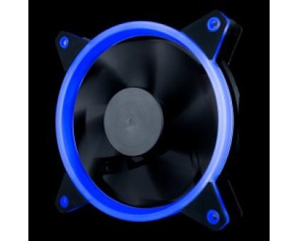 1stPlayer Firemoon Blue LED (120х120х25мм, 1500 об/мин, 33 CFM, 23.5дБ, 4-pin)