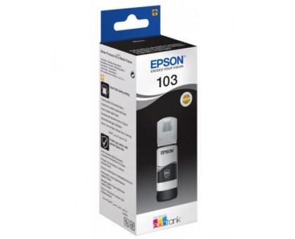 Epson №103 Black (65 ml) (Epson L3100, Epson L3110, Epson L3150)