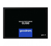 GOODRAM 240GB CL100 GEN.3 SATAIII TLC (SSDPR-CL100-240-G3)