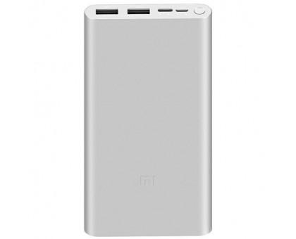 Xiaomi Mi Power Bank 3 (PLM13ZM) 10000 mAh Silver