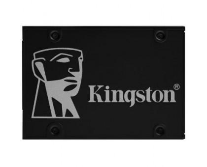 "Kingston 256Gb KC600 2.5"" SATAIII 3D TLC (SKC600/256G)"
