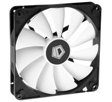 ID-Cooling WF-14025, 140x140x25мм, 4-pin PWM, чорний з білим