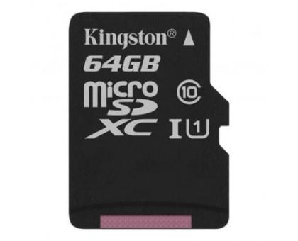 Kingston Canvas Select Plus microSDXC A1 UHS-I U 64 GB