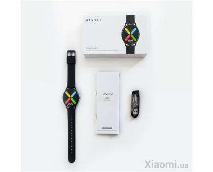 Розумний годинник Xiaomi IMILAB KW66 Black