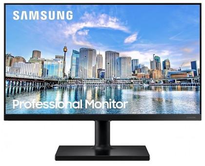 """SAMSUNG 24"""" LF24T450FQIXCI IPS/FHD/DP/HDMI*2/75Hz/USB*2/Pivot"""