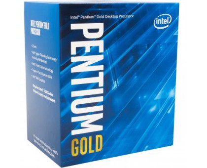 Intel Pentium Gold G6400 4.0GHz S1200 Box (BX80701G6400)