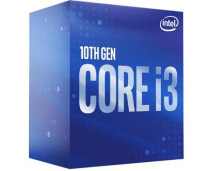 Intel Core i3-10100F box (BX8070110100F)