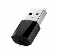 Bluetooth 5.0 HQ-Tech ZF-169 Plus, USB power, A2DP+AVRCP, DC3.5, LED