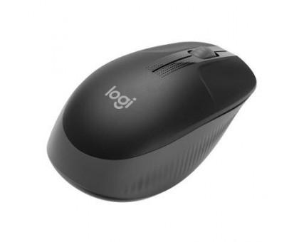 Logitech M190 USB + Wireless Gray/Black