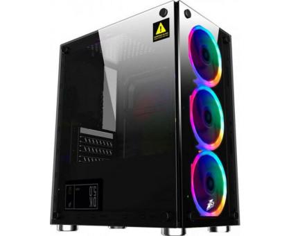 1stPlayer X2-3R1 Color LED Black без БП