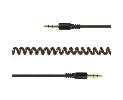 Кабель аудіо сигнальний 1.8 m Cablexpert CCA-405 (CCA-405-6) чорний