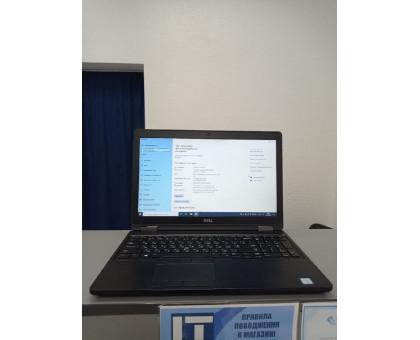 Dell 5580 i3 7100u/8Gb DDR4/SSD240Gb/HD 15.6 Windows 10 PRO